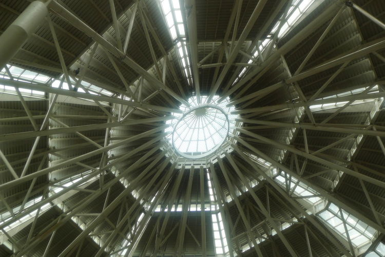 Abstract Architectural Feature Architecture Built Structure Roofs Suria KLCC