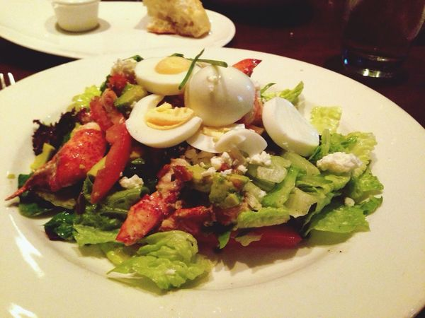 My favourite lobster salad :)