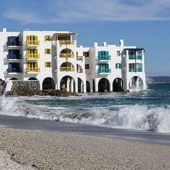 Calivas at Clubmykonos Photography Westerncape Tourism Travel Sea Beach