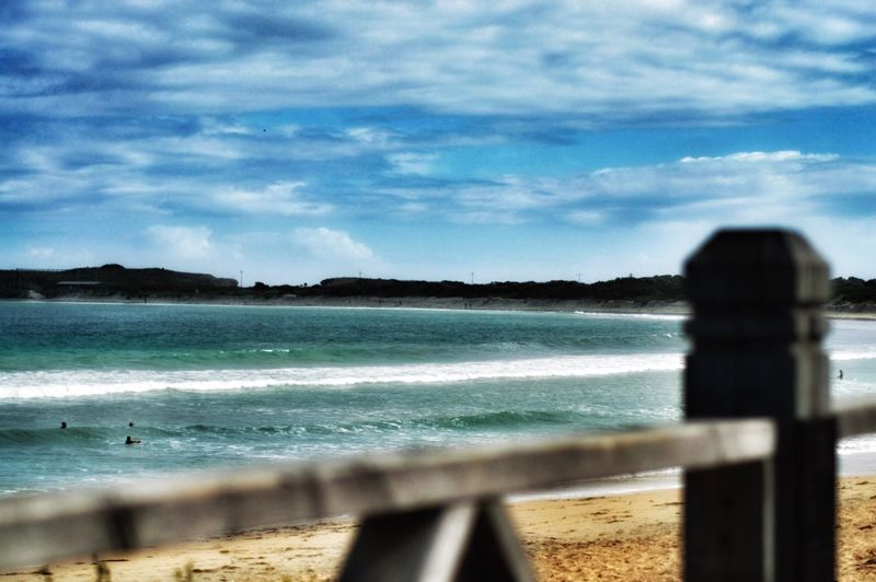 Beach Life Down Under Sunshine ☀ Happiness Warrnambool Beach Australia Warrnambool Beach Blue Blue Sky Water Day Outdoors Idyllic Horizon Over Water Wave Tranquil Scene Shore Sea Peaceful Sunshine Sun Sand