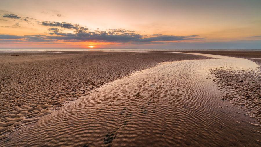 Holme Beach at