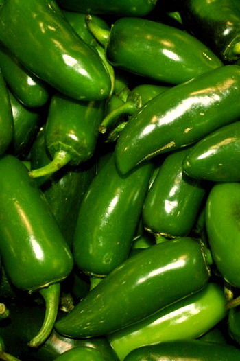 Jalapeños! Abundance Chile Composition Freshness Green Groceries Grocery Shopping Hot And Spicy Jalapeno Jalapeños Organic Spicy Food Still Life Vegetable