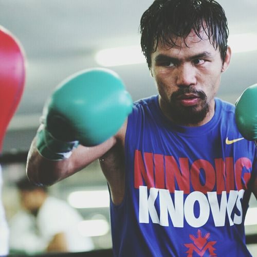 pacquio all the way