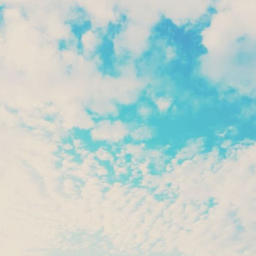 Air Sky Blue Sky