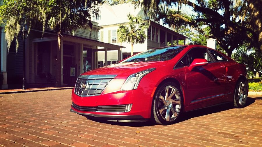 Cadillac Elr Cadillac Test Drive South Carolina