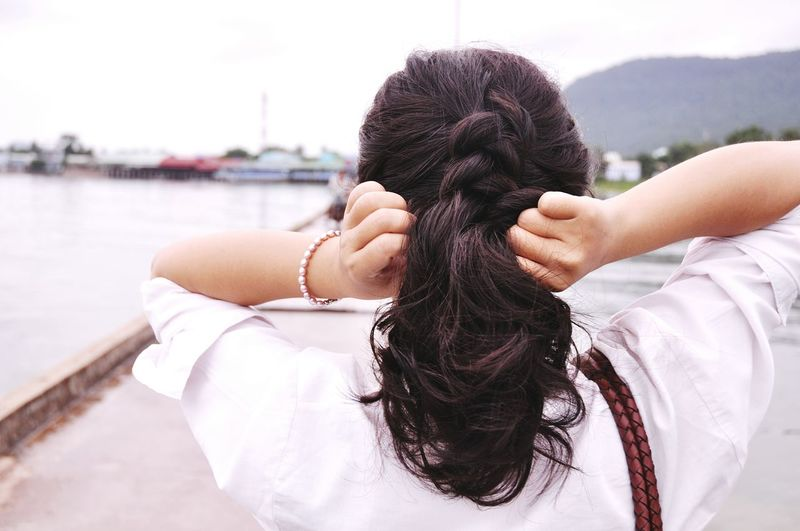Beauty Redefined My Hair <3 Enjoying Life Phuquoc Traveling EyeEm Vietnam