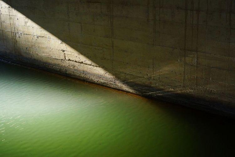 Water Shadows &
