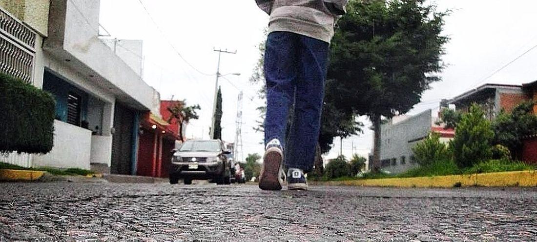 Walking Hanging Out Enjoying Life That's Me