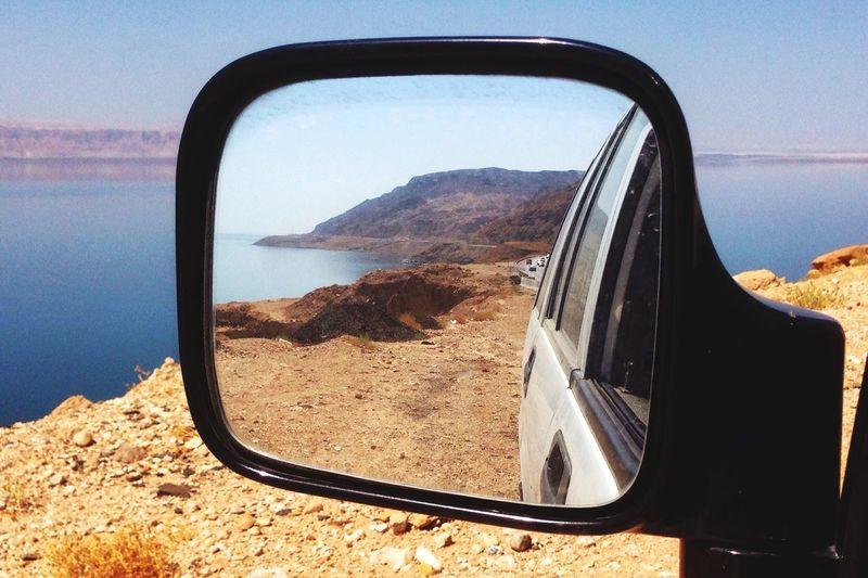 Dead sea Escaping