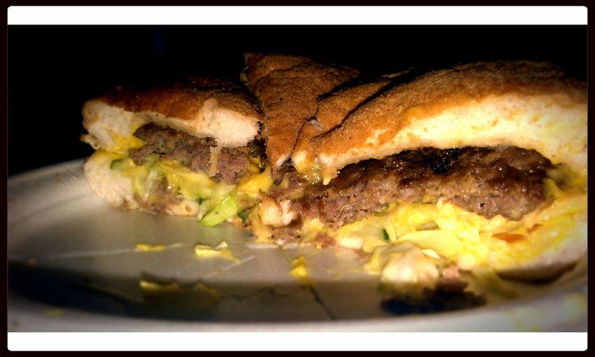 Kalborger Burger First Eyeem Photo