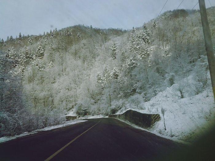 winter Hello World