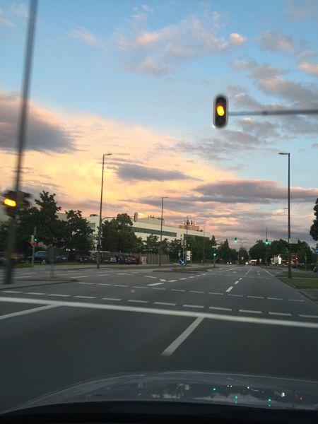 Allein in München