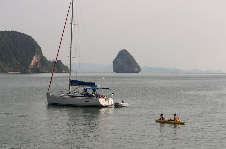 Summer Views Enjoying Life Seascape Sea View EyeEm Nature Lover Romantic❤ Sealover  LoveSea Rowboat Rowing