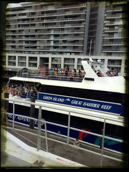 Going On A Boat Ride