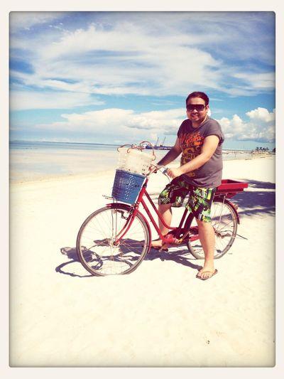 Living the local life! BantayanIsland  Resortlife