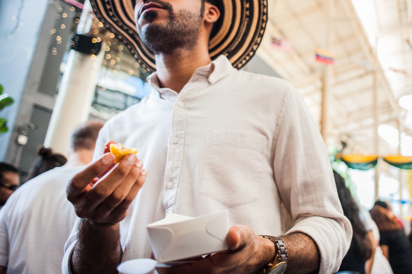 Casual Clothing Day Enjoying The Food Focus On Foreground Indulgence Leisure Activity Lifestyles Part Of Selective Focus The Street Photographer - 2016 EyeEm Awards