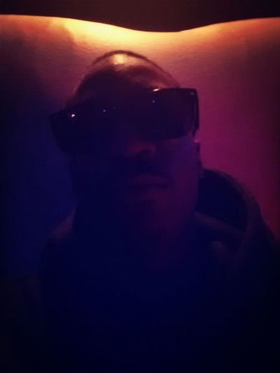 Chilling In The Club With My RayBands On