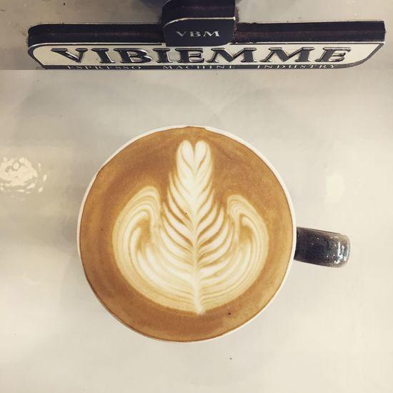 VBM Rosetta VBM Coffee Latte Still Life