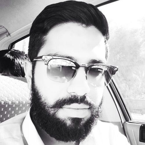 Selfie ✌ Baloch Boy Beard