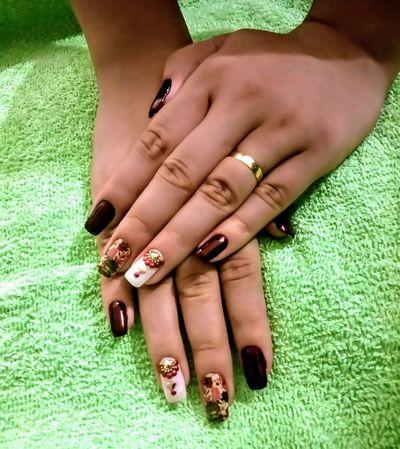 BellaBeattrice designer de unhas WhatsApp 14 98131-5813. Jaú Nail Polish Painting Fingernails Fingernail Girls Fashion