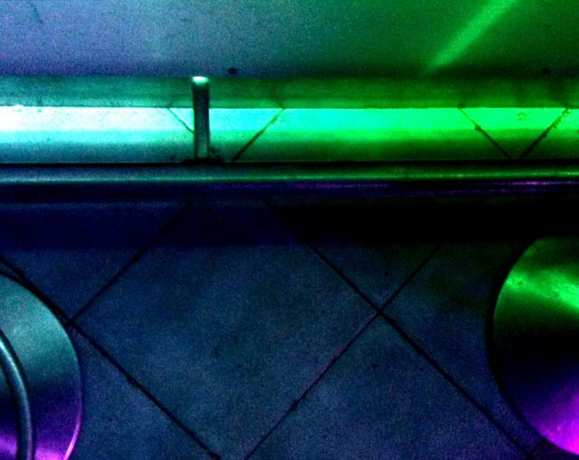 1/3 Light And Shadow After Midnight Night Lights Bar One Wild Night