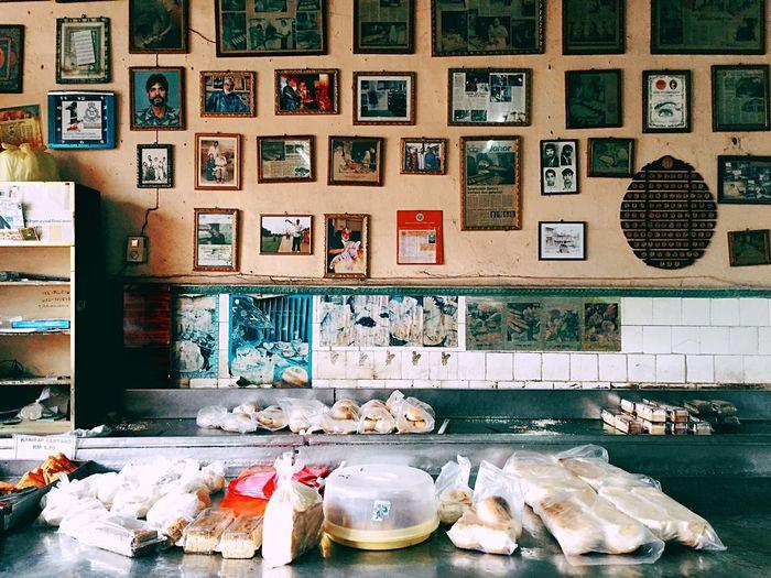 Landscape Food Vintage Salahuddin's Bakery Shop