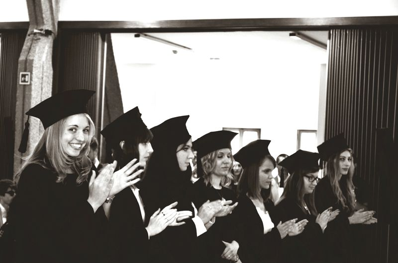 TwentySomething Universitylife Graduationday Architects