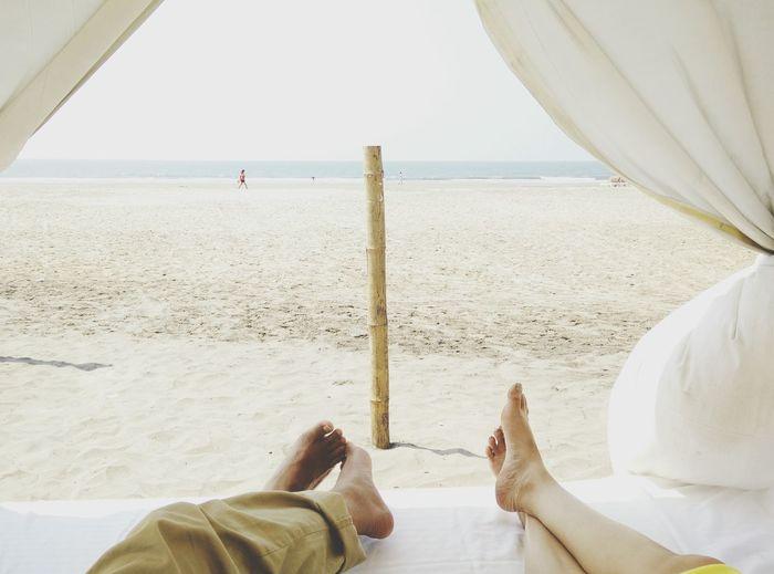 Life is a Beach Morjim Goa Digitalkaleidoscope.in Marbella
