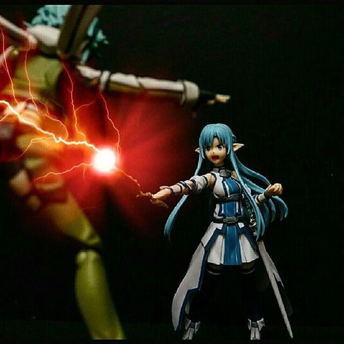 "ASUNA:""JOIN THE DARK SIDE OF THE FORCE SINON!!!"" Asunaalo Asuna Sinon Figmaasuna Figmaasunasao Figmasinon Figmaphotography Sao Figmaphotograher Figmasnapshot Figmamalaysia Figmagram Figma Figmania Figmaphoto Toysnapshot Toyphotographers Toyphotographer Toyphotography Toyinstagram Sao Toymalaysia Toycommunity Toycommunities Xperia_knight"
