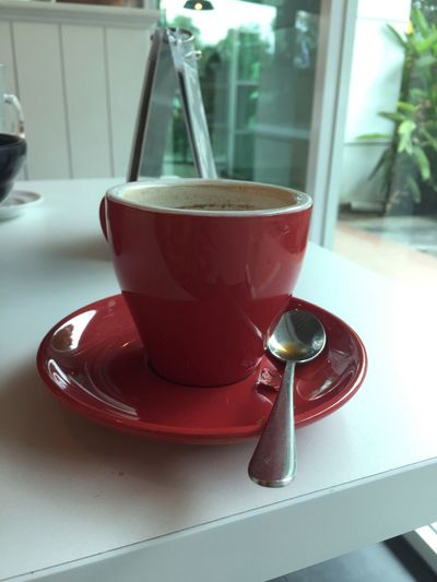 Coffee Is Always The Answer To Start The Day Of With A Positive Beginning
