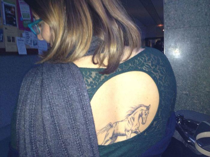 my tatoo!!! at Paris My Tatoo!!!