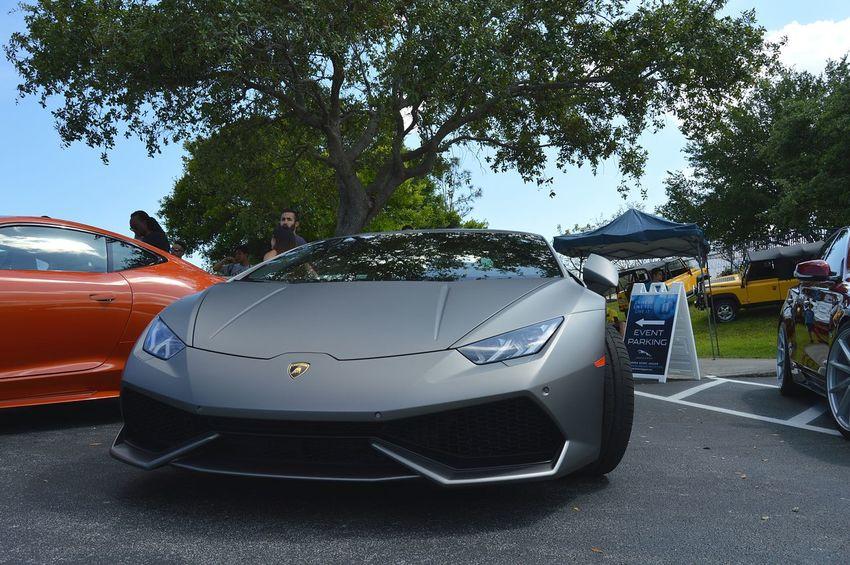 Lamborghini Huracan  Nikon D3200 CarShow Miami Nurotag Popular Photos