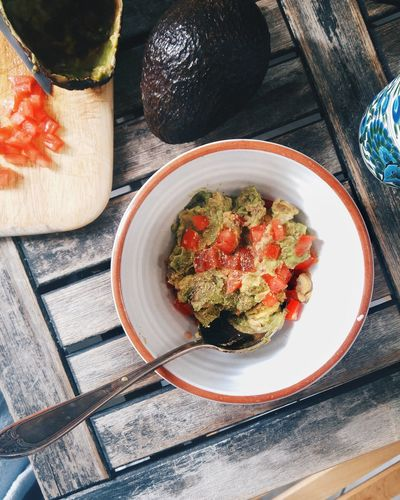 Cooking Avocado Bowl Food Food And Drink Freshness Guacamole Ready-to-eat Vegan Vegetable Wellbeing