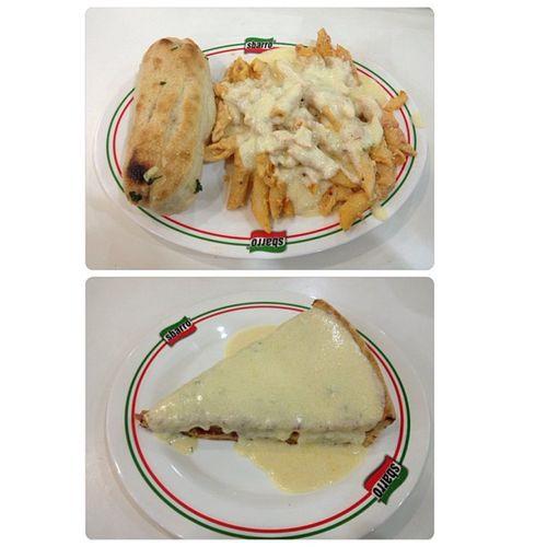 Foodings na. Bakedziti Ziti Chicagowhite Sbarro pizza