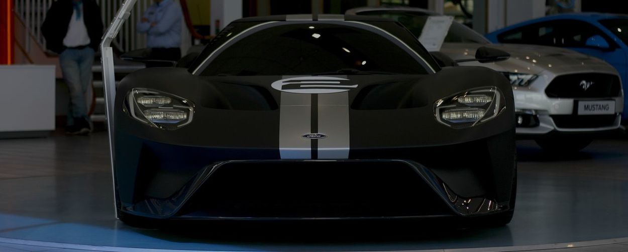 Dark knight? Ford Ford GT Automotive Photography Supercar EyeEmNewHere EyeEmNewHere