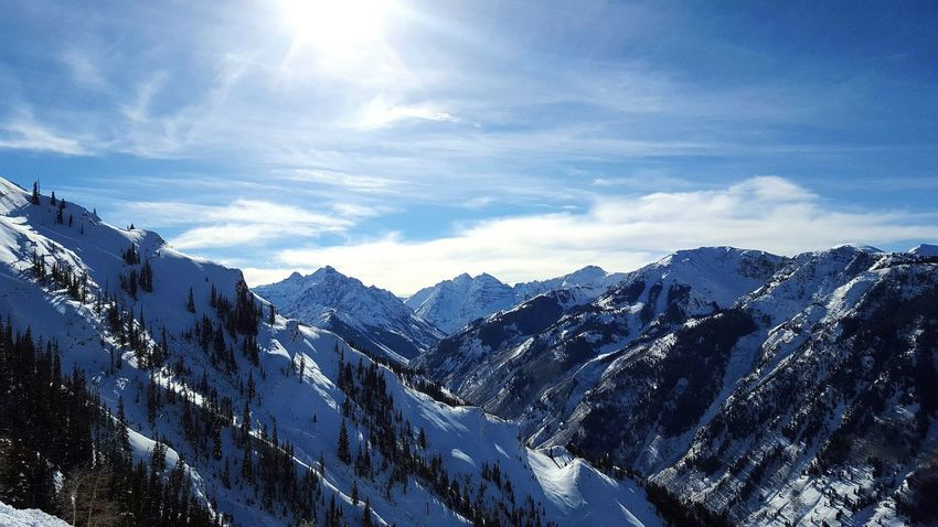 Favorite Places Aspenhighlands Skiing Winter Snow Vacation