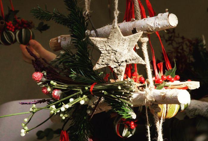 Wood star Christmas Christmas Decoration Celebration Christmas Tree Christmas Ornament Decoration Tradition
