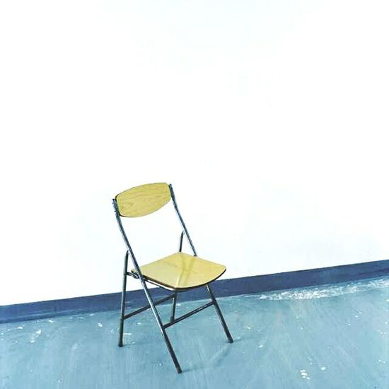 Eyemphotography White Wall White And Blue Empty Chair Goodplace Fresh And Clean 小清新 文艺范