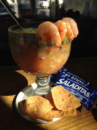 #cocktail #mariscos #shrimp #Tungar Food Food And Drink Indoors  Ready-to-eat