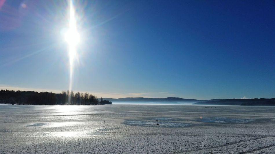 Enjoying Life Winter In Sweden Spring Is In The Air Ångermanälven
