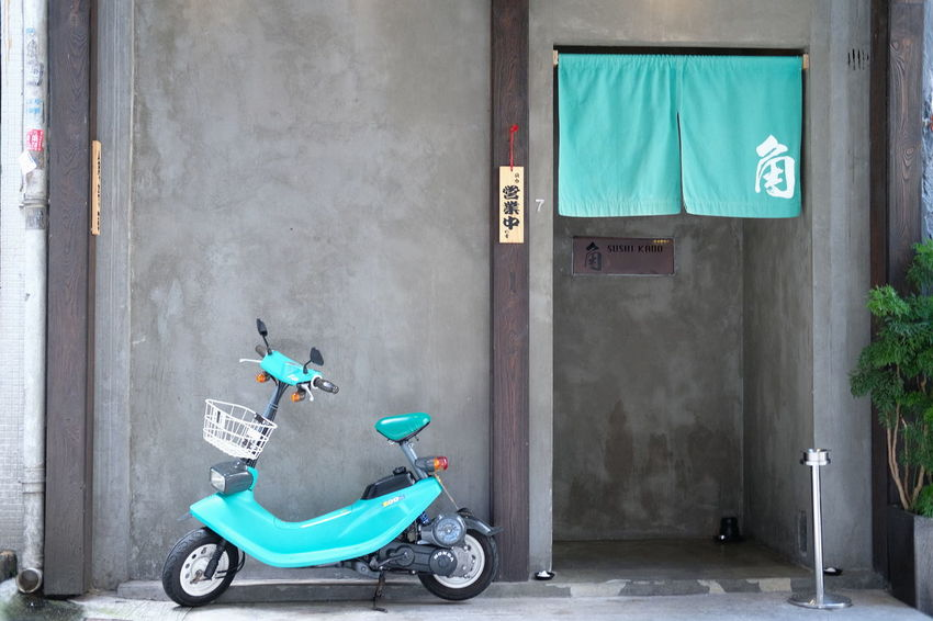 HongKong Architecture Building Exterior Built Structure Day Land Vehicle Mode Of Transport No People Outdoors Scooter Stationary Transportation