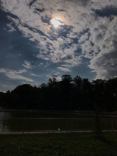No filter Sky