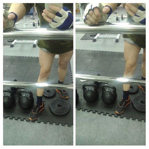 Ноги потихоньку приходят в форму..;)!!! присед ноги становая спорт