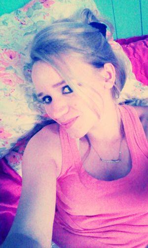 Girl. Happy Mood Smile :)