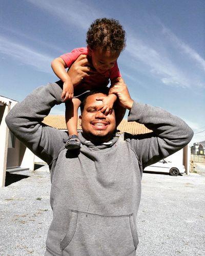 #child #father #boy #criança #pai #father&son #sky #Child #pai #filho