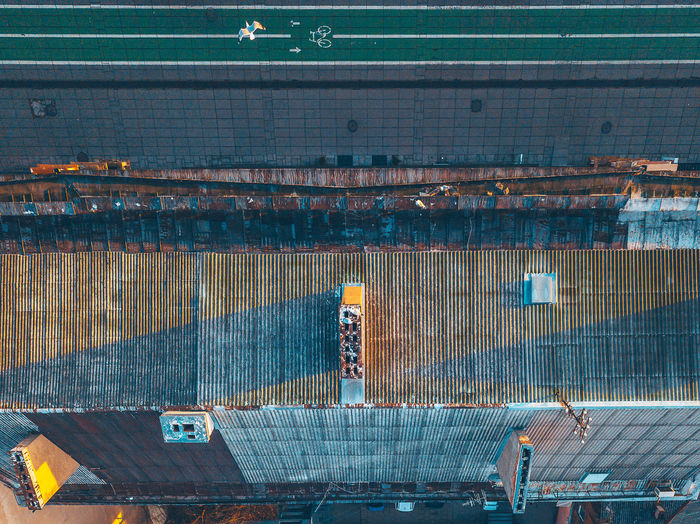 Freedom Avenue Aerial Shot City Drone  Aerial Architecture Birds Eye View Building Building Exterior Built Structure City Drone Photography Freedom Avenue High Angle View Laisves Aleja Mavic Mavic Pro Mode Of Transportation No People Transportation