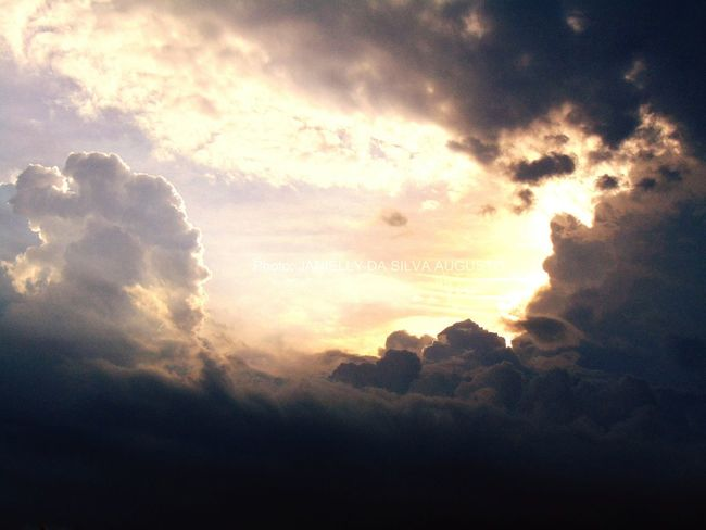Cloud - Sky Sunset Nature No People Sky Beauty In Nature Backgrounds Outdoors Storm Cloud Scenics Day Close-up