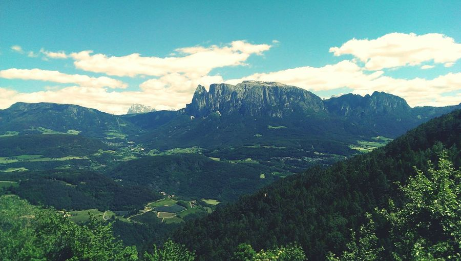Nature Photography Nature Clouds And Sky Hills Longostagno Travel Photography Traveling Südtirol Italy