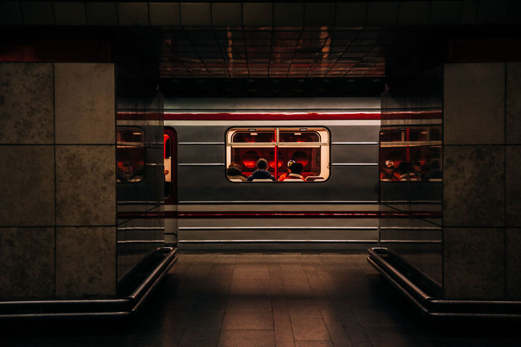 Absence Car Escalator Flooring Home Indoors  Information Land Vehicle Metal Metro Mode Of Transport Narrow Old-fashioned Perspective Prague Railing Red Reflection Staircase Stairs Steps Steps And Staircases Streetphotography Subway Showcase: January