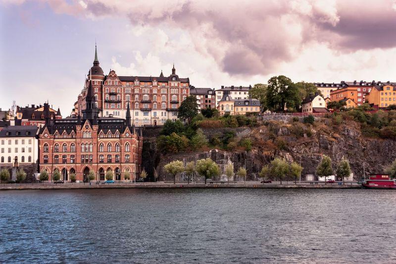 Sverige Port